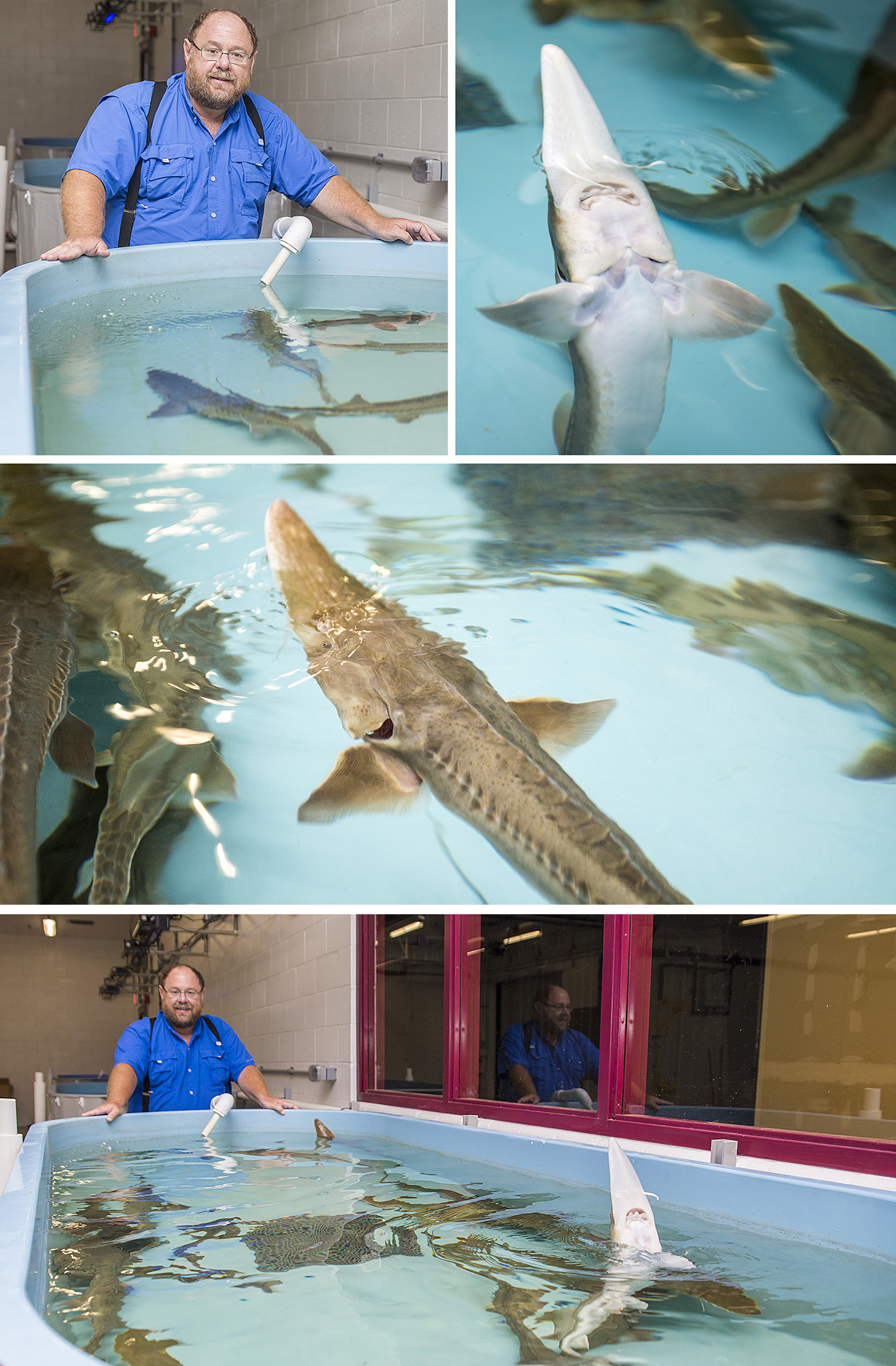 Exploration at SIU's Center for Fisheries, Aquaculture and Aquatic Sciences